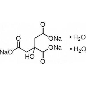 柠檬酸的结构式